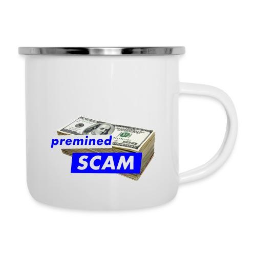 premined SCAM - Camper Mug