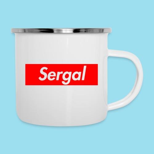 SERGAL Supmeme - Emaille-Tasse