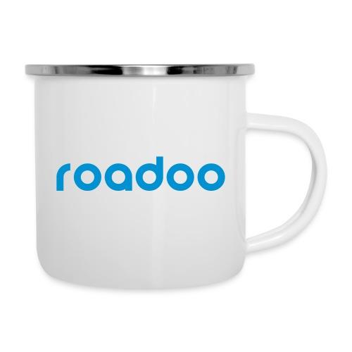 Roadoo Logo - Tasse émaillée