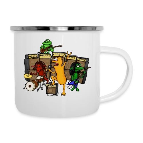 Kobold Metal Band - Camper Mug