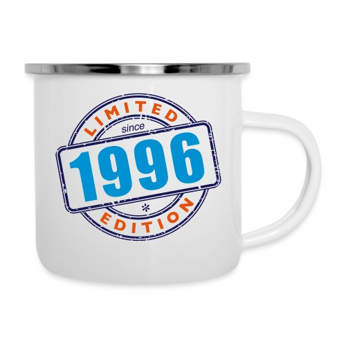 LIMITED EDITION SINCE 1996 - Emaille-Tasse