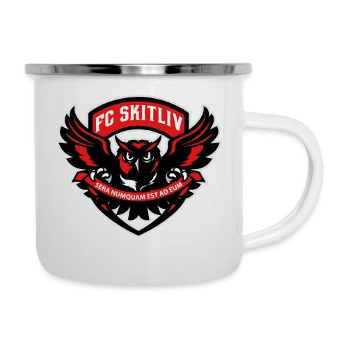 FC Skitliv - Emaljmugg