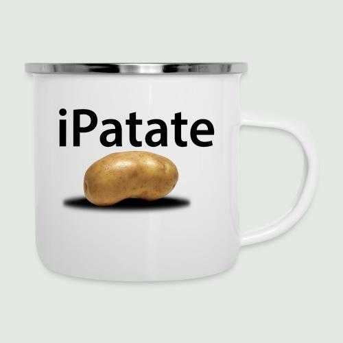 iPatate - Tasse émaillée