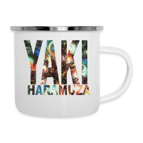 YAKI HARAMUZA BASIC HERR - Emaljmugg