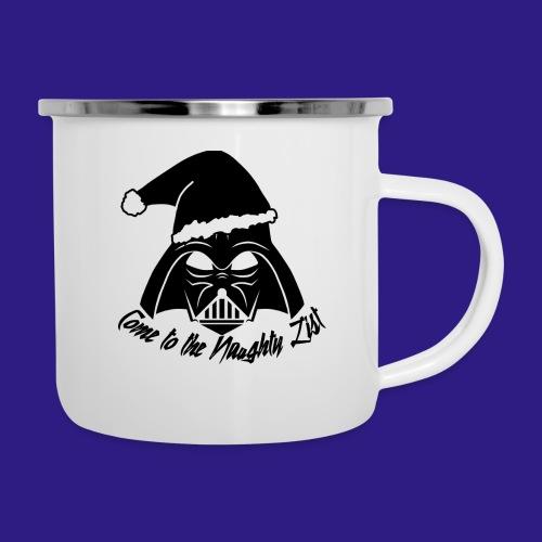 Vader's List - Camper Mug