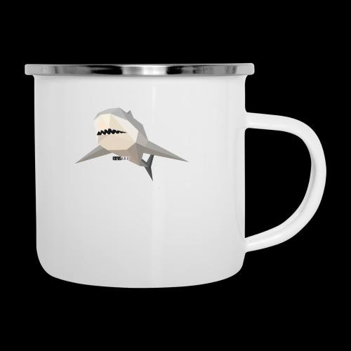 SHARK COLLECTION - Tazza smaltata