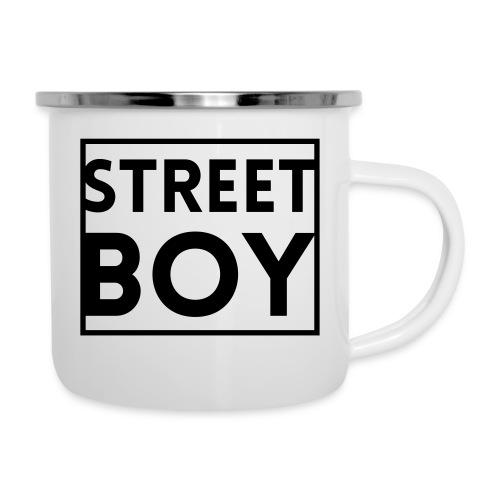 street boy - Tasse émaillée