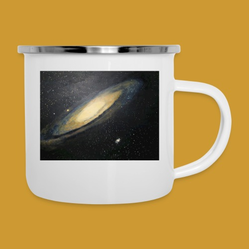 Andromeda - Mark Noble Art - Camper Mug