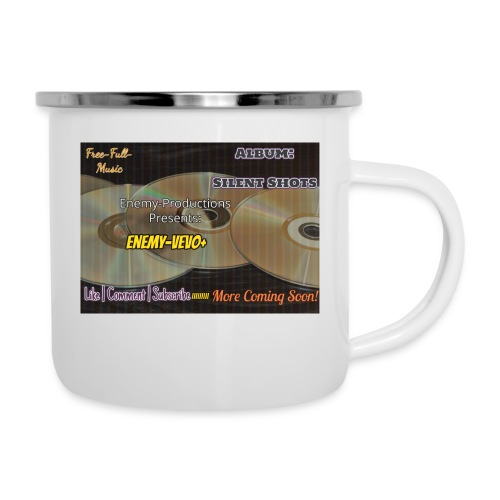Enemy_Vevo_Picture - Camper Mug