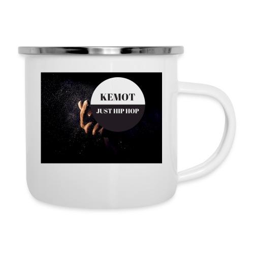 KeMoT odzież limitowana edycja - Kubek emaliowany