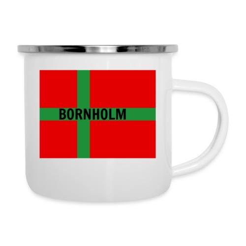 BORNHOLM - Emaljekrus