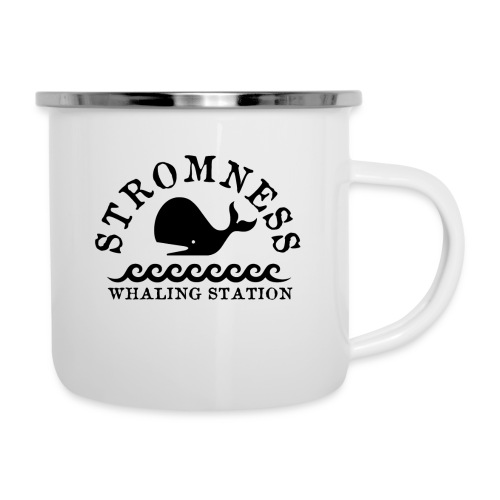 Sromness Whaling Station - Camper Mug