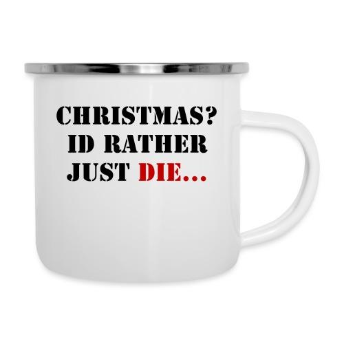Christmas joy - Camper Mug