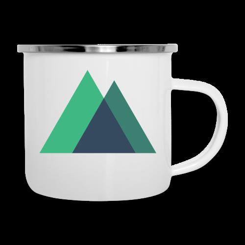 Mountain Logo - Camper Mug