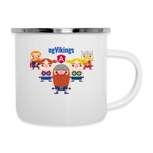 Viking Friends - Camper Mug