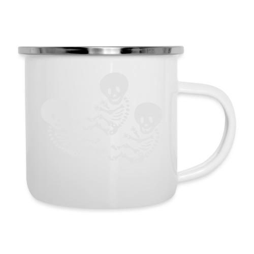m triplets - Camper Mug