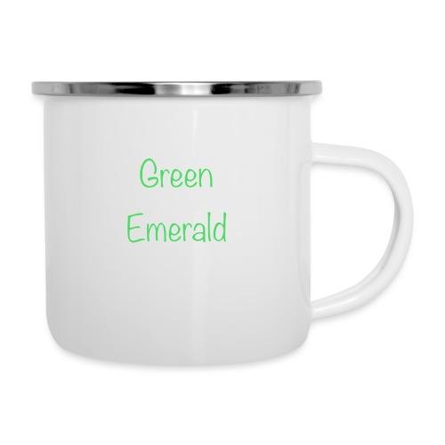 Green emerald - Camper Mug