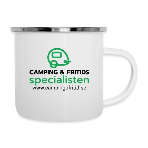 Camping & Fritidsspecialisten NEW 2020! - Emaljmugg