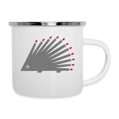 Hedgehog - Camper Mug