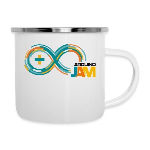T-shirt Arduino-Jam logo - Camper Mug