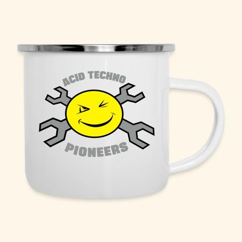 ACID TECHNO PIONEERS - SILVER EDITION - Camper Mug
