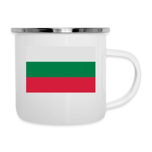 Bulgaria - Emaille mok