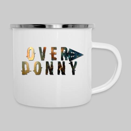 Over Donny [Arrow Version] - Tazza smaltata
