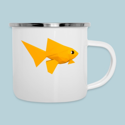 RATWORKS Fish-Smish - Camper Mug