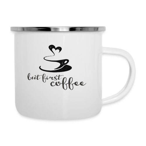 Vloggis - Coffee Mug - Emaljmugg