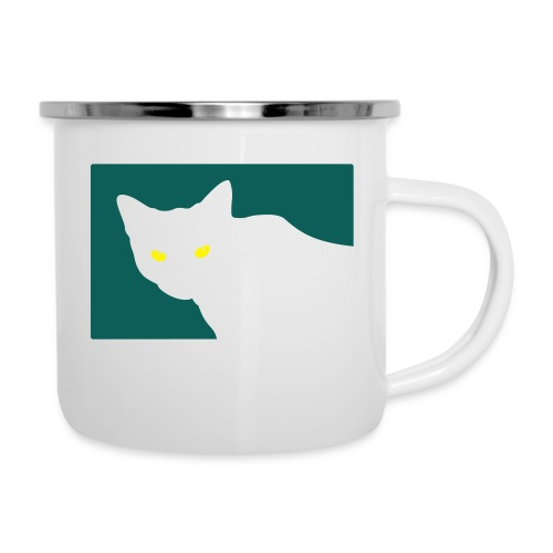 Spy Cat - Camper Mug