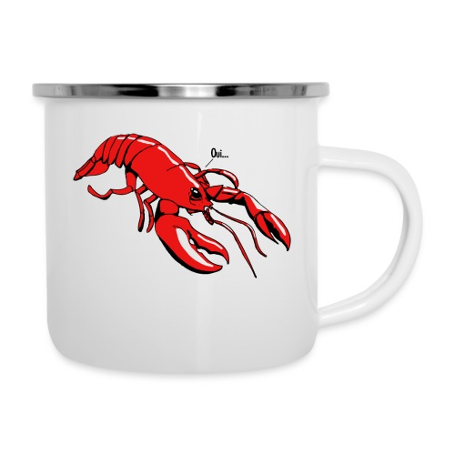 Lobster - Camper Mug