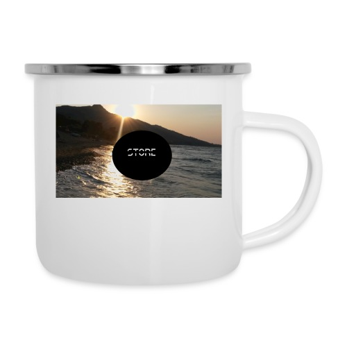 Mousepad - Emaille-Tasse