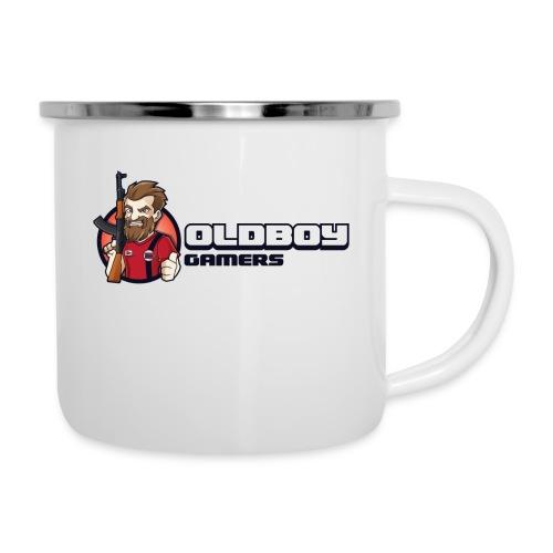Oldboy Gamers Fanshirt - Emaljekopp