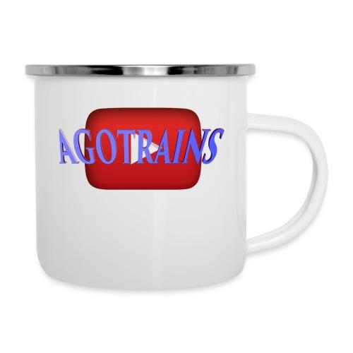 AGOTRAINS - Tazza smaltata