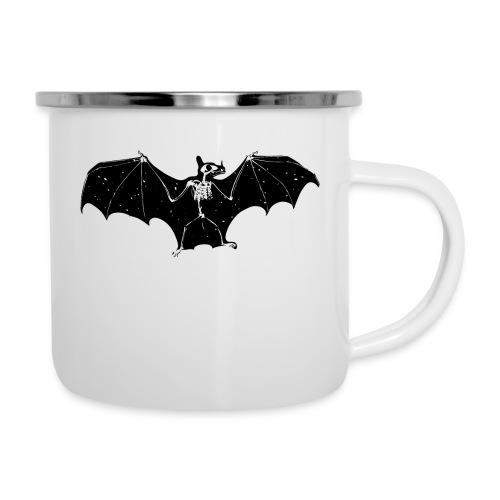 Bat skeleton #1 - Camper Mug