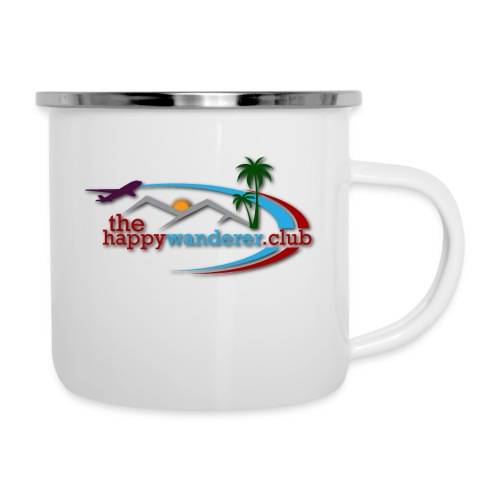 The Happy Wanderer Club - Camper Mug