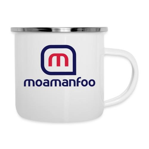Moamanfoo - Tasse émaillée