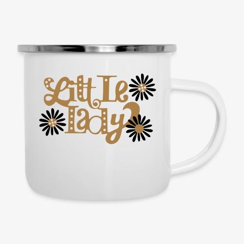 large_little-lady - Tasse émaillée