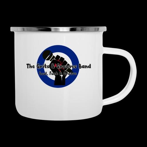 Grits & Grooves Band - Camper Mug