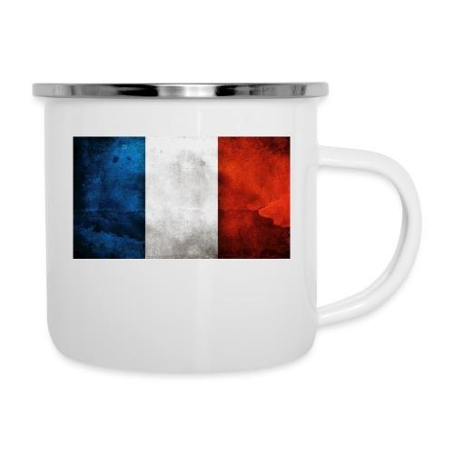 France Flag - Camper Mug