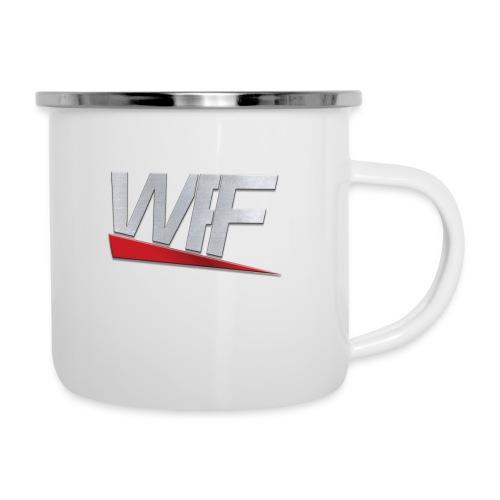 WWEFANFRANCE - Tasse émaillée