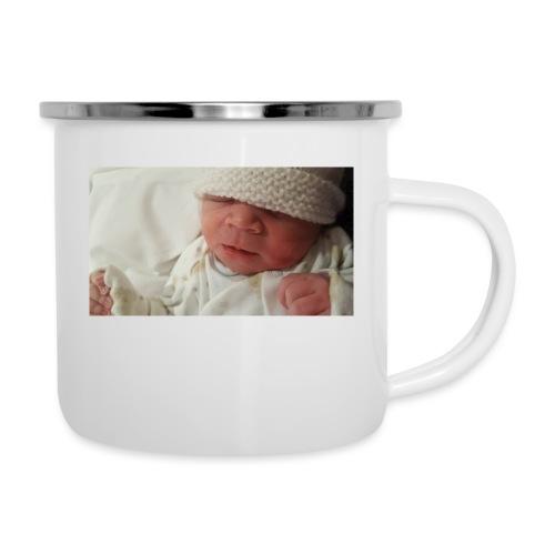baby brother - Camper Mug