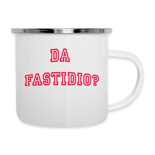 DaFastidio - Tazza smaltata