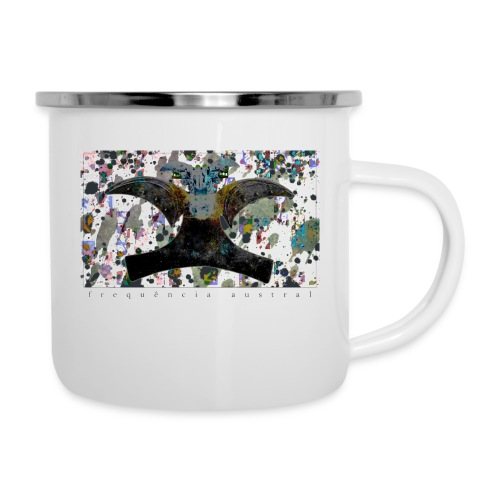 Blue Mojitos (w) - Camper Mug