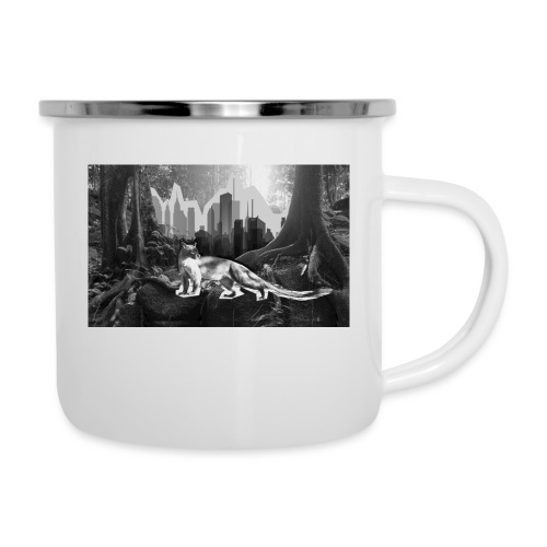 Fossa & Jungle - Camper Mug
