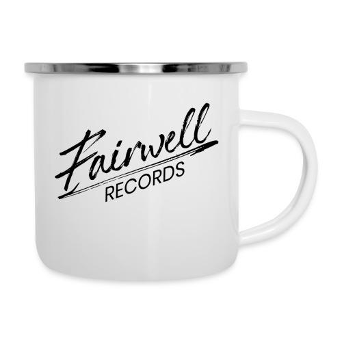 Fairwell Records - Black Collection - Emaljekrus