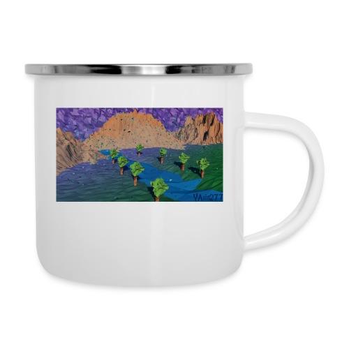 Silent river - Camper Mug