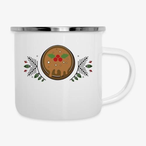 CHRISTMAS PUDDING - Camper Mug