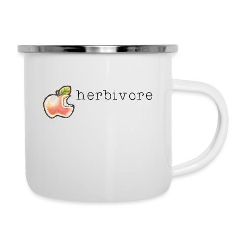 Herbivore - Emaille-Tasse