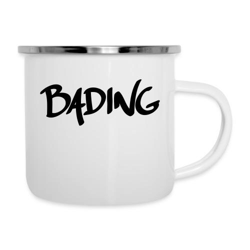 Bading simple - Emaille-Tasse